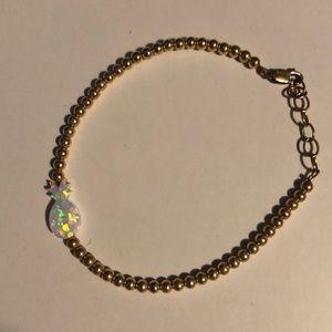 Jewelry - Opal pineapple bracelet